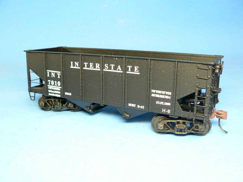 Hoppers serifed road name in white 4 49 ho scale back in print 6 99 for s scale back in print 2 99 for n scale 16 99 for o scale prototype