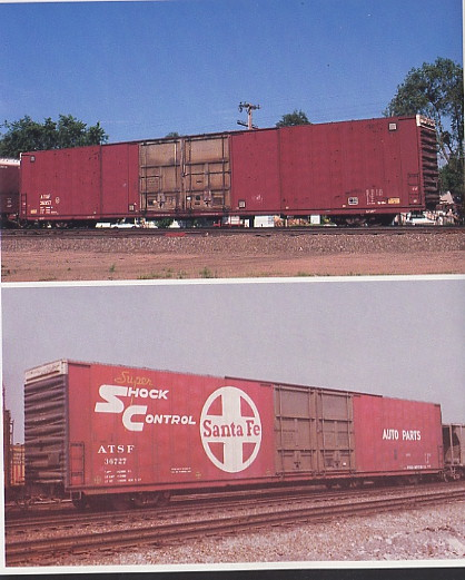Vintage Railroad Crossing sticker decal 3